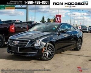 2015 Cadillac ATS Coupe AWD LOADED GOOD LOOKING COUPE