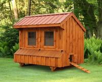 CHICKEN COOPS | COOPS AND CHICKEN RUNS | DELIVERED READY FOR USE