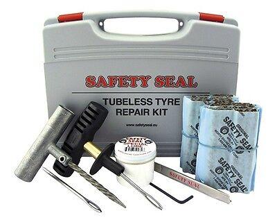 Reifen-Reparatur-Set Basic  für PKW von Safety Seal  (TÜV geprüft) SSE10060