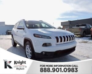 2014 Jeep Cherokee North Back-Up Cam Sunroof Tow Package Heated