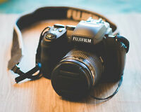 Fujifilm FinePix HS30EXR - in great condition!