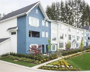 Stunning, brand new 4 BR Townhouse @ EAGLES / South Surrey