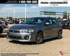 2017 Mitsubishi LANCER SPORTBACK HTD SEATS LOW KM HATCH