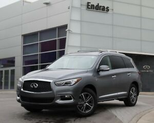 2018 INFINITI QX60 DEMO|Heated Leather seats|Back Up Cam|Bluetoo