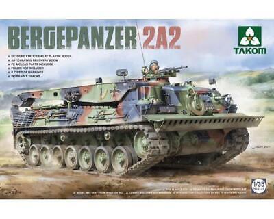 SONDERAKTION FÜR 24 H ! TAKOM BUNDESWEHR Bergepanzer 2A2 in 1:35 BITTE NUTZEN