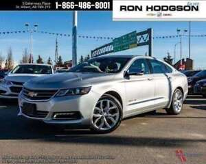 2017 Chevrolet Impala Premier SUNROOF PUSH BTN START LEATHER LOA