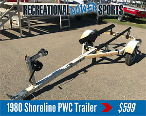 1980 SHORELINE PWC TRAILER *JUST LISTED*