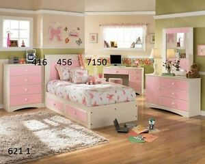 6PC  BRAND  NEW  KIDS  BEDROOM  SET  ON  SPECIAL  SALE****