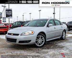 2012 Chevrolet Impala LTZ LOW KM FRESH TRADE ONE OWNER MINT COND