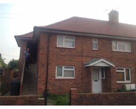 Large 2 bed fff with own garden
