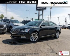 2014 Buick LaCrosse Leather LOW KM