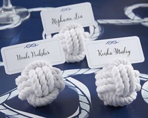Place Card Holders - Nautical Theme