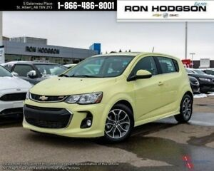 2017 Chevrolet Sonic LT RS HTD SEATS SNROOF RMT START