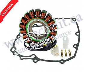 Stator For Coil Suzuki Motorcycle