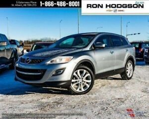 2012 Mazda CX-9 GT LOW KM AWD ROOF LTHR 7 PASS