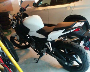 HONDA CB300F, LIKE NEW!!!