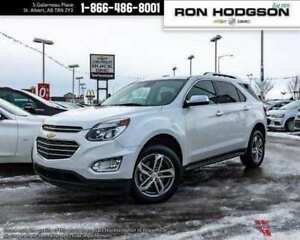 2016 Chevrolet Equinox LTZ V6 NAV SUNROOF AWD FULL 3M REMOTE STA