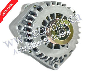 Alternator for GMC - New