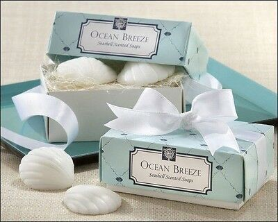 20PCS Wedding Favors Party Gifts Baby Shower Sea Shell Soap For Guests Souvenirs (Baby Shower Party Gifts For Guests)