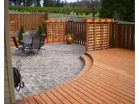 Affordable: Patio, decking, garden maintenance and management, FREE DESIGN we are based in ESSEX