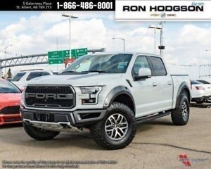 2017 Ford F-150 Raptor LOW KM RARE COLOUR