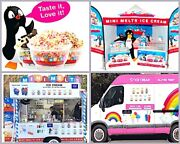 Mini Melts Ice Cream Van for Hire Sydney Region Preview