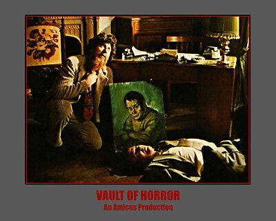 Tom Baker UNSIGNED photo - H137 - Vault of Horror