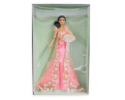 2015 Barbie Global Glamour Mutya Doll New in Shipper