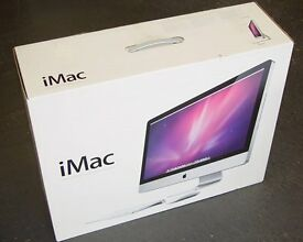 WANTED: An original box and packaging for a 2010 iMac
