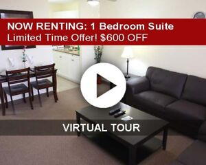 [NOW RENTING] Best Address in Downtown Fort Mac ($600 OFF!)