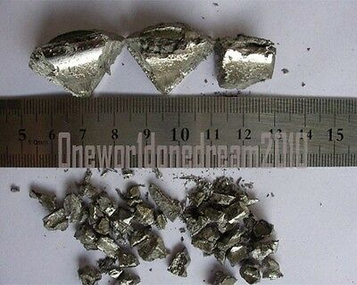 Used, 1g gram 99.95% Terbium Tb Metal Sample Collectible Rare Earth Specimens for sale  Shipping to South Africa