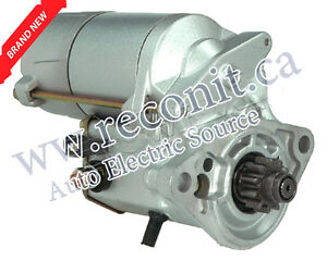 New Holland/Ford Starter-New