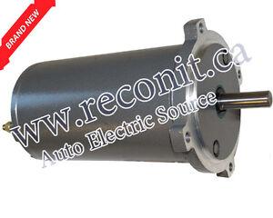 V Maxx Auger Motor for SnowEx snowplow