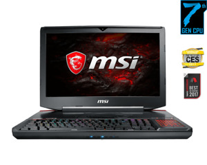 """Portable MSI GT83VR 7RE-266CA 18,4"""" i& 7820 3.9Ghz NEGO"""