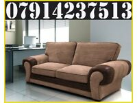 THIS WEEK SPECIAL OFFER BRAND NEW TANGEANT 3 + 2 OR CORNER SOFA 7600