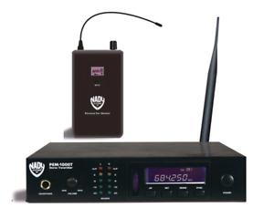 Nady PEM-1000 in-ear wireless system