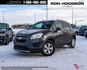 2015 Chevrolet Trax LT BLUETOOTH AWD WINTER READY LOW KM