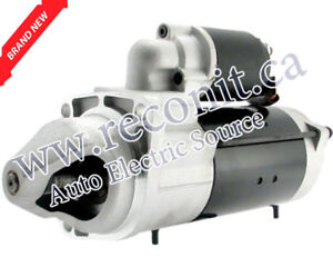 Starter Motor for Deutz Engine