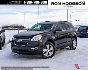 2013 Chevrolet Equinox LT LEATHER V6 AWD LOW KM