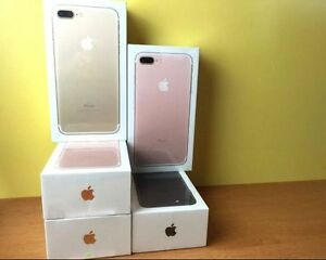 BRAND NEW IPHONE 7,7+,6S,6S+,SE 16GB/32GB/64GB/128GB/256GB UNLOC