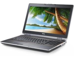 Dell Latitude E6520 Ci7 2.19GHZ 8GB 320GB WEBCAM WIN10 279$