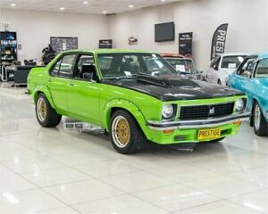 1977 Holden Torana LX SL Green Manual Sedan Carss Park Kogarah Area Preview
