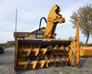 NORMAND N110-362-TR-1300 SOUFFLEUSE COMMERCIAL - DOUBLE AUGER
