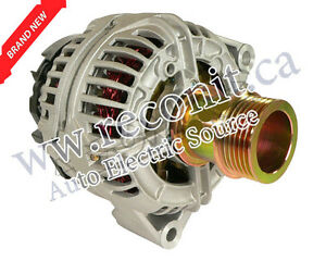 Alternator for SAAB - New