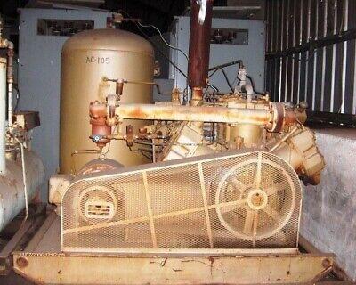 Quincy 100wtv 100 Hp Air Compressor