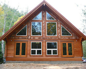 Log Cabin Special On Sale Now - Limited Time Offer!