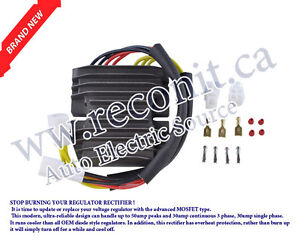 Regulator-Rectifier for Suzuki