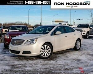 2014 Buick Verano AUTO WHITE DIAMOND CLEAN VEHICLE
