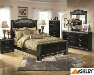 ASHLEY & IMPORTS BED ONLY
