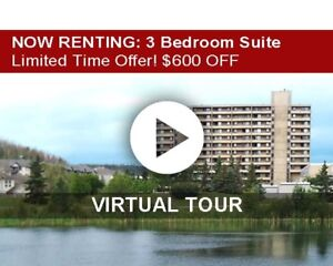 [NOW RENTING] 3 BDRM Apartment in Downtown Fort Mac ($600 OFF)